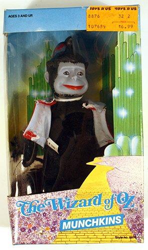 The Wizard of Oz Munchkins WINGED MONKEY (1988 Multi -