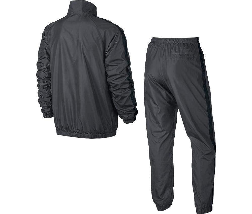 Nike M NSW TRK Suit Wvn Season Chándal, Hombre, Gris (Dark Grey ...