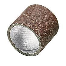 """Dremel 432 1/2"""" 120 Grit Sanding Bands 6 Pack"""
