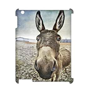 DDOUGS The Donkey Best Cell Phone Case for Ipad 2,3,4, Custom Ipad 2,3,4 Case
