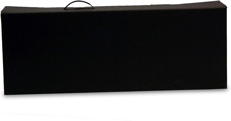 MIMBRE NATURAL Caja JAMONERA Carton (78 × 14 × 28): Amazon.es: Hogar