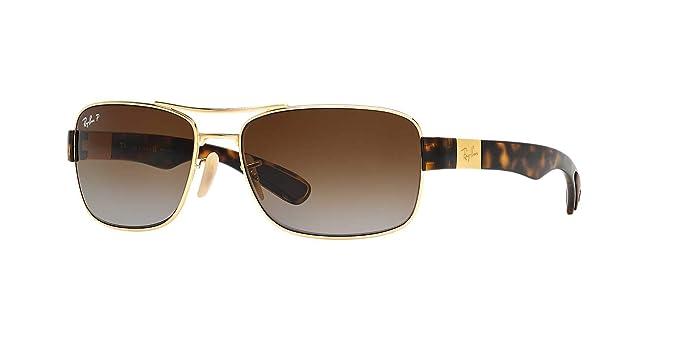 Amazon.com: Ray-Ban – Gafas de sol Para Hombre (rb3522 ...