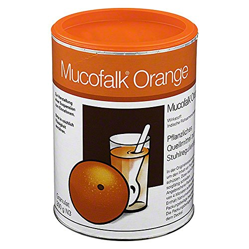 Mucofalk Orange Granulat Dose, 300 g