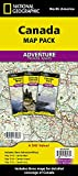 Canada [Map Pack Bundle] (National Geographic Adventure Map)