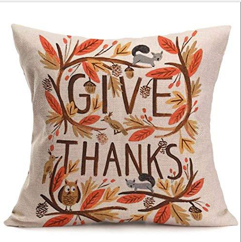 Throw Pillow Almohada lumbar para niños Funda de almohada ...