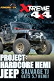 Project: Hardcore Hemi Jeep