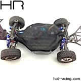 Hot Racing SLF16C06 Dirt Guard Chassis Cover (non-LCG chassis) - Traxxas by Hot Racing