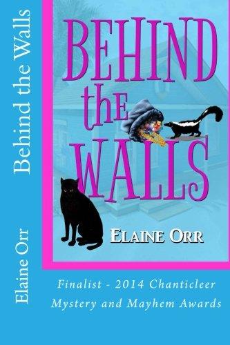 Download Behind the Walls (Jolie Gentil Cozy Mystery Series) (Volume 6) pdf