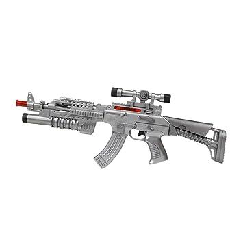 55bac4978e41 LoveOlvido AR Intelligent Game Gun Game Bluetooth Connecting Handle  Controller Somatosensory Magic Toy Gun For Children Great Gift   Amazon.co.uk  Toys   ...