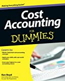 img - for Cost Accounting For Dummies book / textbook / text book