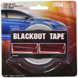Trimbrite T9005 Black-Out Tape