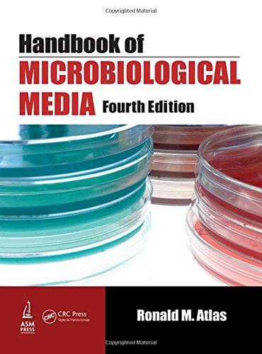 Handbook of Microbiological Media, Fourth Edition