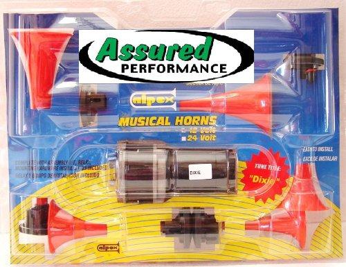 La CUCARACHA 5 Trumpet Musical Air Horn Kit-NEW by Assured Performance-Horns (Image #1)