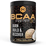 Helix BCAA_Ripped: The World's only 8.1.1 Ratio BCAA that optimizes recovery and utilization of body fat reserves. BCAA + L-Glutamine + L-Carnitine Tartrate + Electrolytes. Money Back Guarantee