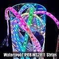 Waterproof IP68 addressable led Strip Lights