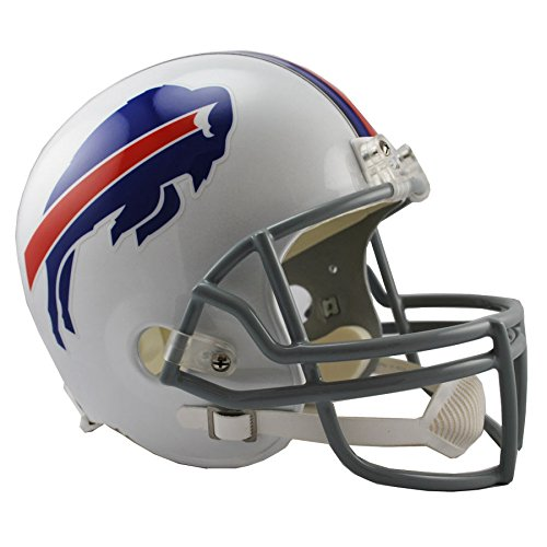 - Buffalo Bills Officially Licensed VSR4 Full Size Replica Football Helmet