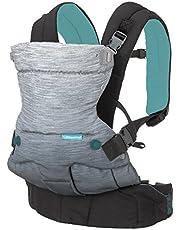 """Infantino """"Go Forward Evolved Carrier - Ergonomisk framsida och framåt, bär fram och bak, för nyfödda och småbarn 3,6-18 kg"""