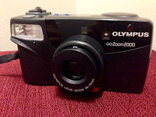 Olympus 2000 Zoom 35mm Camera (Film Point And Shoot)