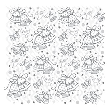 d73653dfdd7 Image Unavailable. Image not available for. Color  Wedding Bells Wrapping  Paper