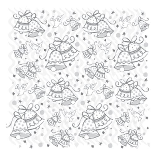Wedding Bells Wrapping Paper ()