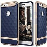 Caseology Parallax for Google Pixel Case (2016) - Award Winning Design - Navy Blue