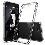 Funda iPhone 7 Plus, Ringke [FUSION] Crystal Clear Volver PC TPU de parachoques [gota de Protección / Choque tecnología de la absorción] Criado biseles de la cubierta protectora Para Apple iPhone 7 Plus 2016 - Crystal View