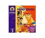 Disney's Hero Songs (Volume 3)
