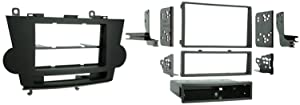 Metra Single DIN / Double DIN Installation Kit for 2008-2009 Toyota Highlander Vehicles