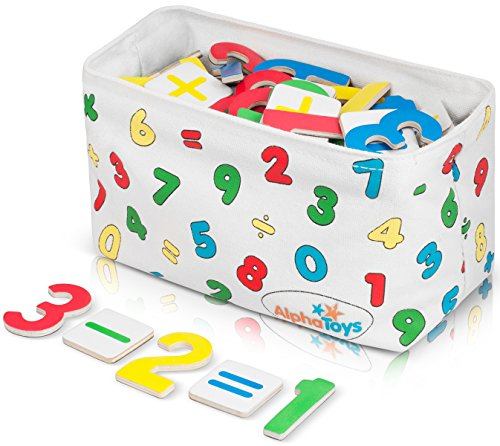 premium-magnetic-numbers-hanging-storage-basket-52-brightly-colored-wooden-magnets-educational-fun-p