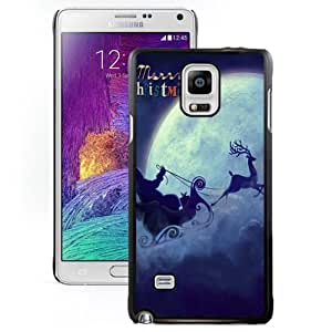 NEW DIY Unique Designed Samsung Galaxy Note 4 Phone Case For Wish You A Merry Christmas Phone Case Cover