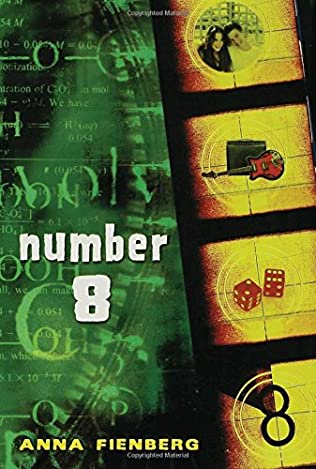 book cover of Number 8