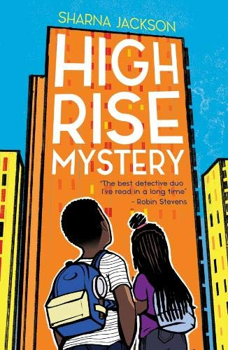 High-Rise Mystery The High-rise Mysteries A High-Rise Mystery: Amazon.co.uk: Sharna Jackson: Books