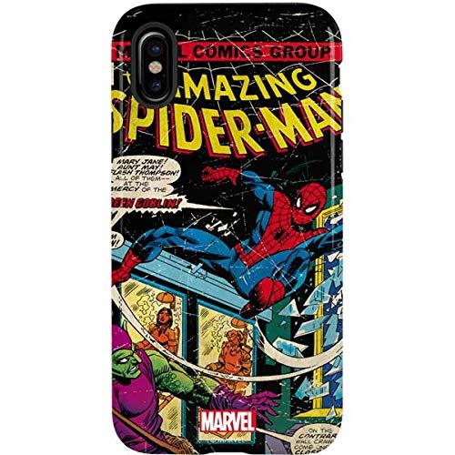 2b456a12b47c1 Amazon.com: Skinit Marvel Comics Spiderman Case for iPhone Xs Max ...