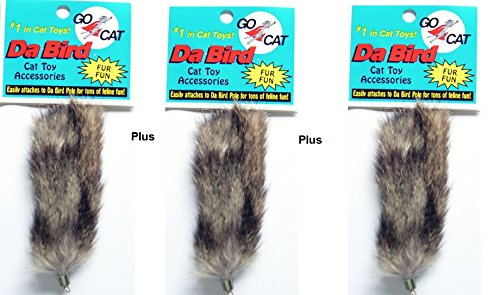 Da Bird Fur Fun Refill / Attachment - Combo Pack - (Fun Fur)