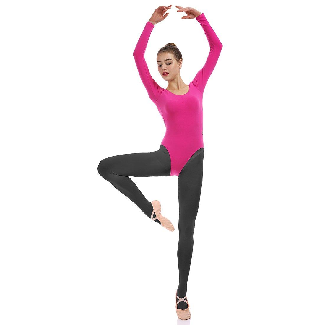 Velet Convertible Ballerina Dancing Stockings iMucci Ballet Dance Tights