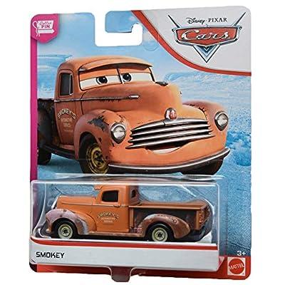 Pixar Disney Cars The Cotter Pin Smokey: Toys & Games