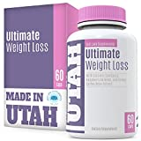 Ultimate Weight Loss Formula with Garcinia Cambogia, Green Tea, Green Coffee Bean, and Raspberry Ketones – Appetite Suppressant, Boosts Thermogenesis & Metabolism to Lose Weight Effectively