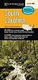 South Carolina State Waterproof Map