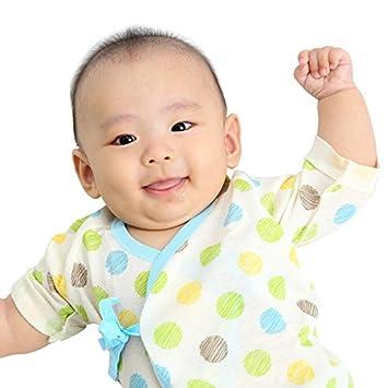 69cb862bf3d74 新生児 肌着セット ベビー 赤ちゃん 肌着 服 4枚セット 短肌着 50-60cm コンビ