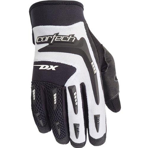 Cortech Women's DX 2 Gloves - Large/White