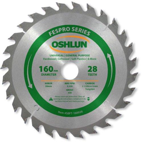 Oshlun SBFT 160028 General Purpose Festool
