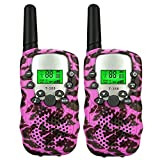 TISY Gifts for 3-12 Year Old Girls, Walkie Talkies for Kids Party Toys for 3-12 Year Old Girls Gifts for 3-12 Year Old Boys Boy toys age 3-12 TSUSDJ09