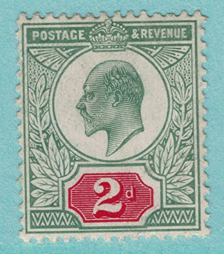 Great Britain Scott #130 - Two Pence King Edward VII Issue - From 1902 - Collectible Postage ()