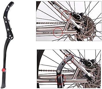 "Side stand bike Brocades for Bike MTB Mountain Bike Size 24/"" 28/"" with no"