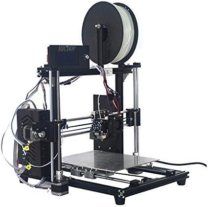 HICTOP 24V Impresora 3D Prusa I3 Auto Nivelación Filamento Monitor ...