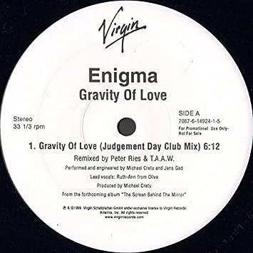 Enigma gravity of love
