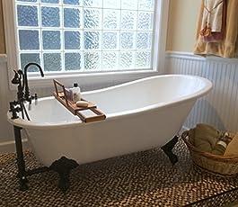 Image Of 55 Inch Clawfoot Tub Wonderful 55 Inch Clawfoot Tub 55 Inch ...
