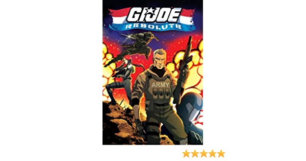 Gi Joe: Resolute [Reino Unido] [DVD]: Amazon.es: Cine y ...