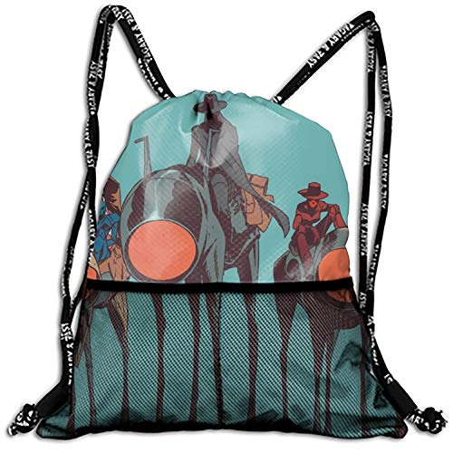 (Drawstring Backpack Bags We T Coa T Promotional Sport Gym Sack Adjustable Cinch Bag)