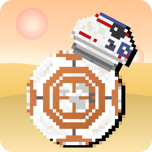 Droid Dash: BB-8 Edition (Best Mouse For Geometry Dash)